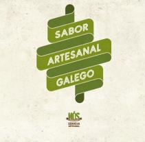 Cervexa Artesanal Nós. Un proyecto de Br, ing e Identidad, Diseño gráfico y Marketing de TheTrendingMarket - 21-09-2014