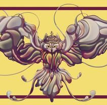 Owl. Um projeto de Ilustração, Direção de arte e Artes plásticas de Cristian Eres         - 23.09.2014