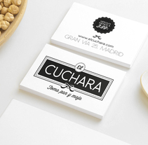 El Cuchara. A Br, ing&Identit project by Pablo Chavida Cancelo         - 24.09.2014