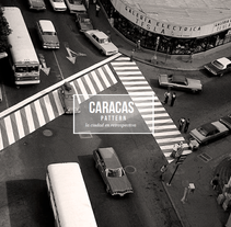 TFG: Caracas Pattern . A Design, Advertising, Architecture, Br, ing, Identit, Costume Design, Design Management, Editorial Design, Fashion, Graphic Design, Marketing, Multimedia, Packaging, and Product Design project by Oriana Miranda         - 18.09.2014