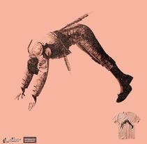 Camiseta Antitaurina. Un proyecto de Diseño de Alejandro  - Viernes, 03 de octubre de 2014 00:00:00 +0200