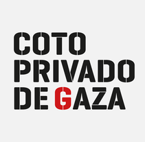 Gaza. A Graphic Design project by Nacho Contreras  - 04-10-2014