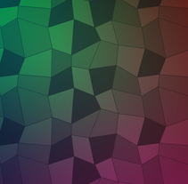 Polygonal pattern. A Graphic Design project by Jaume Estruch Navas - 17-09-2014