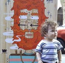 Nada Sobra. Um projeto de Ilustração, Design de personagens e Artes plásticas de Maikol De Sousa         - 07.10.2014