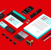 Rediseño identidad corporativa Amigos de la Ópera. A Br, ing&Identit project by Holy Hole Studio         - 14.10.2014