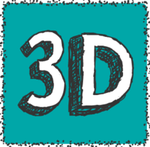3D. A 3D project by chabe         - 16.10.2014