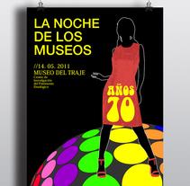 PROYECTOS PARA EL MUSEO DEL TRAJE DE MADRID. Un proyecto de Diseño, Ilustración y Diseño gráfico de Cristina Ramos de la Torre         - 21.10.2014