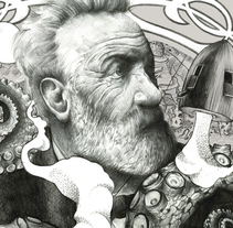 Occult activities. Un proyecto de Ilustración y Bellas Artes de Guillem Bosch Ramos         - 22.10.2014