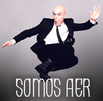 Somos AER. A Marketing, Web Design, and Web Development project by Borja Cabeza Cabello - 31-12-2013