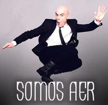 Somos AER. Un proyecto de Desarrollo Web, Diseño Web y Marketing de Borja Cabeza Cabello - Miércoles, 01 de enero de 2014 00:00:00 +0100