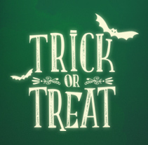 Trick or Treat. A Illustration, and Character Design project by Marta García Pérez         - 27.10.2014