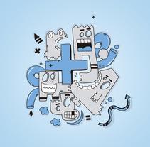 Me encanta dibujar bichos. Un proyecto de Diseño, Ilustración y Diseño de personajes de Isaac González         - 02.11.2014