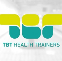 Diseño de marca para TBT Health Trainers. A Art Direction, Br, ing, Identit, and Web Design project by Antonio Vivancos         - 03.11.2014