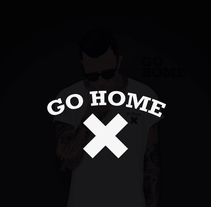 GO HOME. A Illustration project by Lip - 09-11-2014