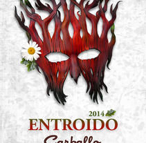 Entroido 2014. A Photograph, and Graphic Design project by Gende Estudio         - 17.11.2014