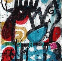 Libro de artista. Um projeto de Design, Ilustração e Artes plásticas de Charlie Ramirez         - 20.11.2014