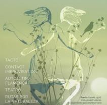 SENSACIONES. Carteles e imágenes . Un proyecto de Diseño gráfico de L. León M.         - 14.06.2014