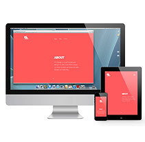 Mi Proyecto del curso Diseño web: Be Responsive!. A Art Direction, and Web Design project by Francisco Aveledo         - 30.11.2014