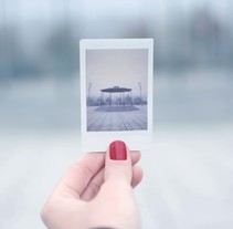 The Polaroid Project. A Photograph, and Art Direction project by Gema Espinosa         - 01.12.2014
