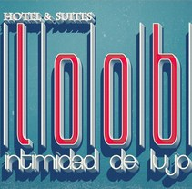 Motel Loob. A Br, ing&Identit project by Macarena del Rocío Zabala - 01-12-2014