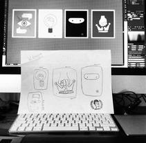 iconos de una Revolución . A Design&Illustration project by kilomba         - 31.08.2013