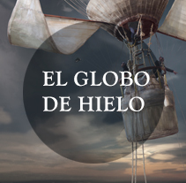 El globo de hielo. A Illustration&Infographics project by AlMü  - Dec 10 2014 12:00 AM