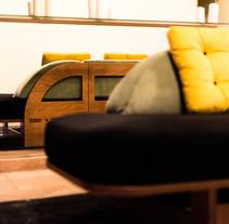 CURVA2. A Design, Architecture, Furniture Design, Interior Architecture&Interior Design project by UNAMO design studio          - 11.12.2014