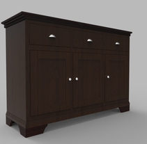 Product render. A Design, 3D, Furniture Design, Graphic Design, Industrial Design, Interior Design, and Product Design project by Hayk Gasparyan         - 11.12.2014