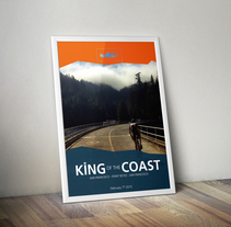 KING of the COAST. A Design, Art Direction, Br, ing, Identit, Graphic Design, and Marketing project by Armand Paul Quiroz - 15-12-2014