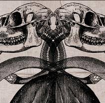 STROM IRONS TATTOO MACHINES | publicidad. Un proyecto de Diseño, Ilustración, Publicidad, Bellas Artes y Diseño gráfico de alejandro escrich - 16-10-2014