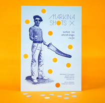 Markina Shots X. A Br, ing&Identit project by Estudio de diseño gráfico   - 01.07.2015