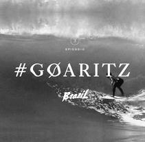 #GOARITZ - Graphics. Un proyecto de Motion Graphics, Br, ing e Identidad y Diseño de títulos de crédito de Graphic design & illustration studio   - 07-01-2015