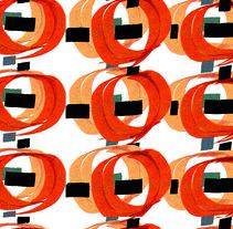 Abstracto/6/Pattern. Um projeto de Design, Ilustração, Design editorial, Moda, Design gráfico, Design de interiores e Packaging de Maria Pagola Domec         - 08.01.2015