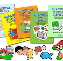 Ilustración Editorial en  GEU. Un proyecto de Ilustración, Diseño editorial y Educación de David Mingorance - 31-03-2008