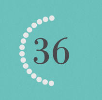 CLÍNICA 36 - Cuidado dental. A Br, ing, Identit, and Graphic Design project by Antón Veríssimo - Jan 30 2015 12:00 AM