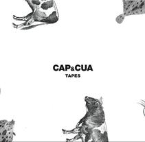 Cap i Cua. A Design, and Graphic Design project by Nati Morales tosar         - 31.01.2015