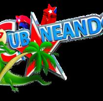 3 edition. Evento International Cubaneando.. Um projeto de Publicidade, Cinema, Vídeo e TV, 3D, Animação, Br, ing e Identidade, Design de personagens e Design gráfico de Daniel  - 01-02-2015