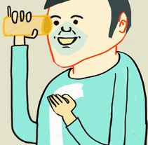 Dos. A Illustration, and Character Design project by Salva Insa - Feb 08 2015 12:00 AM