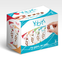 Yobits - Me quiero, Me cuido. A Design, Photograph, and Product Design project by Guillermo Moreno Levy         - 05.11.2014