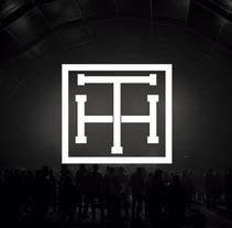 HOLLOW T - Logo y banners.. Un proyecto de Br, ing e Identidad y Diseño gráfico de Rubén Poveda Calderón - 09-01-2015