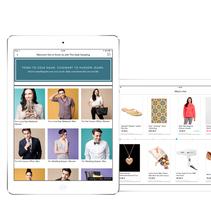 UI/UX Advising for a Fashion App. Un proyecto de UI / UX, Moda y Marketing de Vanesa Andrés Manzano - 10-06-2014