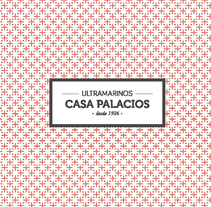 Casa Palacios. A Br, ing, Identit, Graphic Design, and Packaging project by Celia Páez         - 05.02.2015