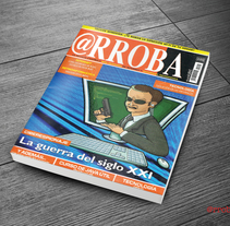 @rroba. Um projeto de Design editorial de Domingo Melero Pérez         - 14.02.2015