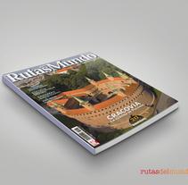 Rutas del Mundo. Um projeto de Design editorial de Domingo Melero Pérez         - 14.02.2015