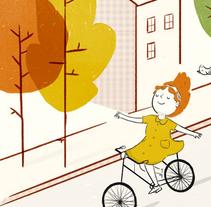 PEDALEA. Um projeto de Ilustração de Ro Ledesma         - 15.02.2015