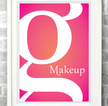 Makeup typeface. A T, and pograph project by Karina Goto - 15-04-2013