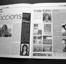 Maquetación revista. A Editorial Design project by Victoria Blasco Carrau         - 16.02.2012