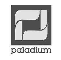 Logo para Paladium. Um projeto de Design gráfico de Elliot Tornay         - 19.10.2014