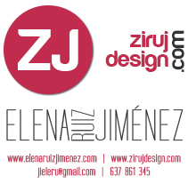 Elena Ruiz Jiménez. Un proyecto de Diseño gráfico de Elena Ruiz         - 14.09.2009