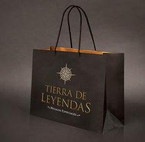 Tierra de Leyendas. Un proyecto de Br, ing e Identidad y Diseño gráfico de CELINA SABATINI Diseño & Comunicación Estratégica - 24-02-2015